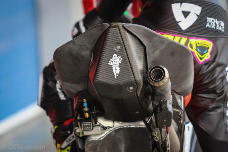 Задний обтекатель Ducati (Херес, 2018)