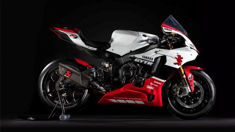 Yamaha YZF-R1 GYTR 20th Anniversary