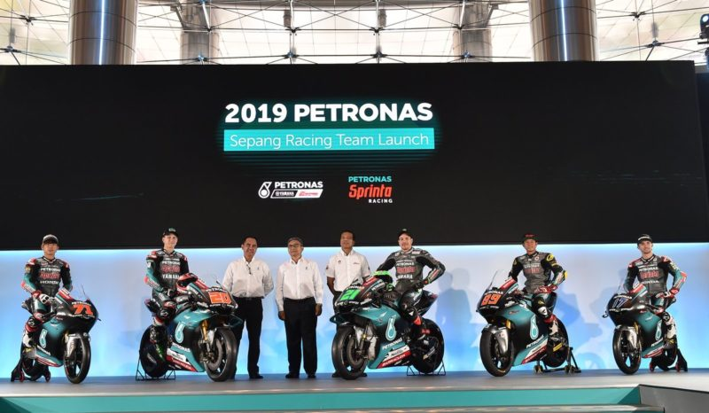 Презентация Sepang Racing Team 2019