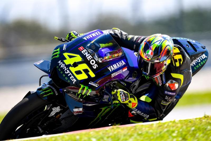 Валентино Росси MotoGP {$YEAR}