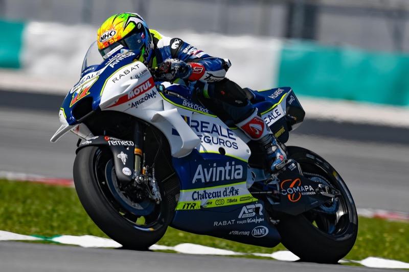 Карел Абрахам MotoGP {$YEAR}
