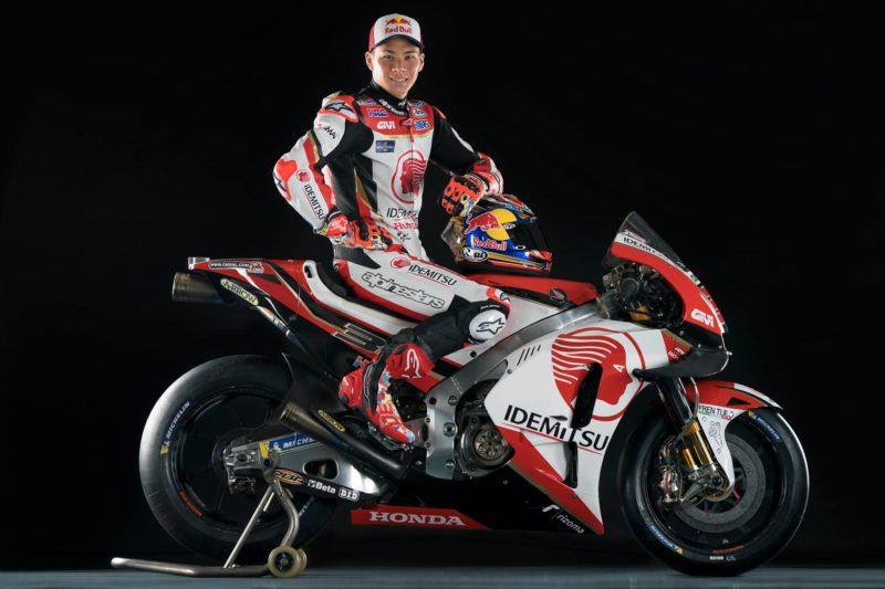 Двуливрейная LCR Honda остаётся в MotoGP по 2026 год