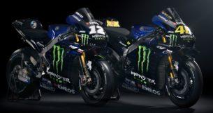 Презентация Monster Energy Yamaha MotoGP 2019