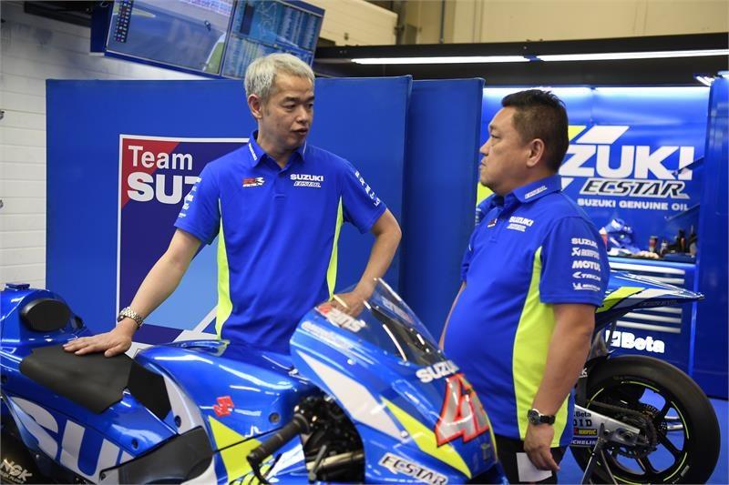 Suzuki некем заменить Бривио?