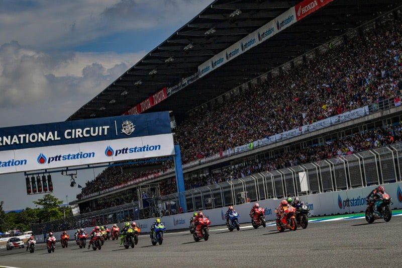 MotoGP 2021: список команд и гонщиков (обн. 07.11)