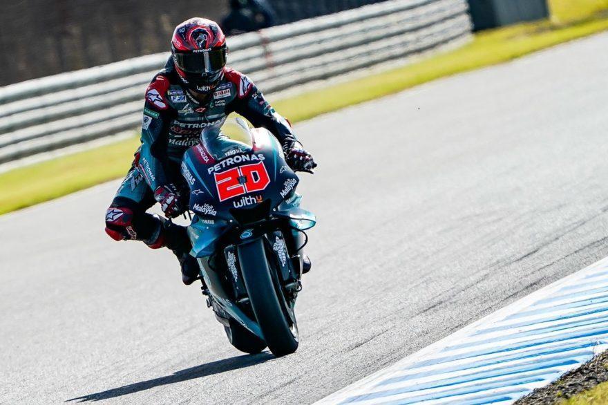 Квартараро хочет использовать Yamaha 2019 в следующем сезоне