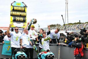 Лоренцо Далла Порта - чемпион Moto3 2019