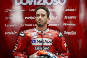 Андреа Довициозо, Ducati Team, 2019