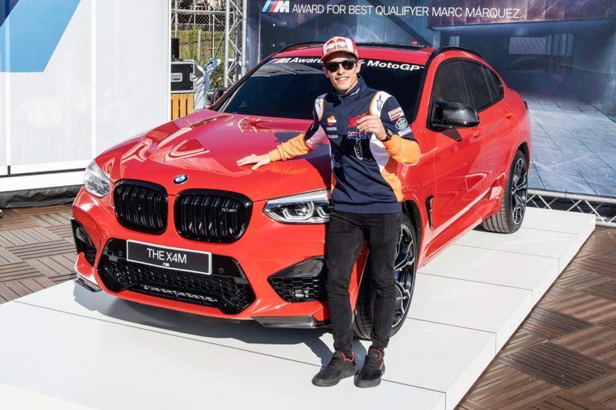 BMW M Award 2019, Марк Маркес