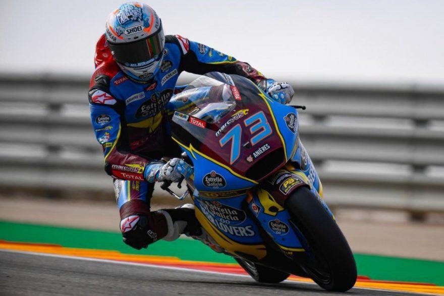 Алекс Маркес, потенциальный чемпион Moto2 2019
