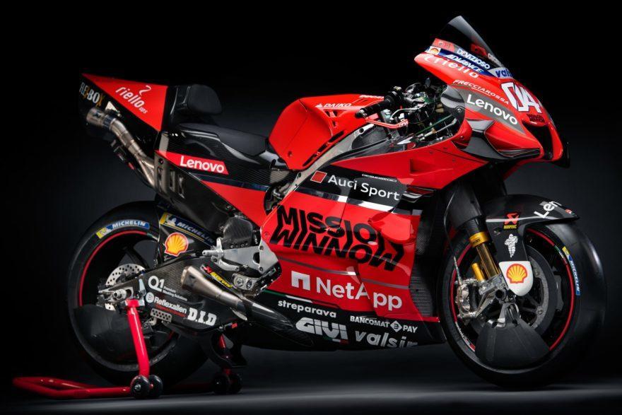 Даллинья про «неуместного» Довициозо, эволюцию Ducati, шансы на титул