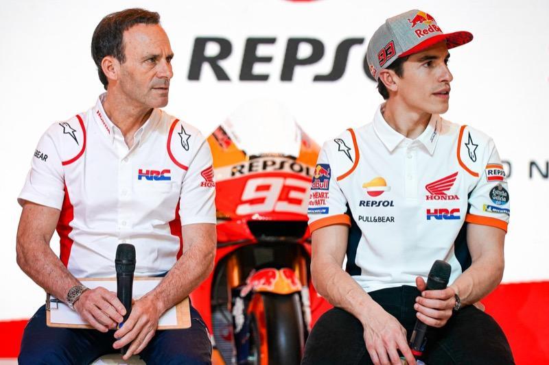 Пуч: Honda побеждала с Марком, а без него невозможно