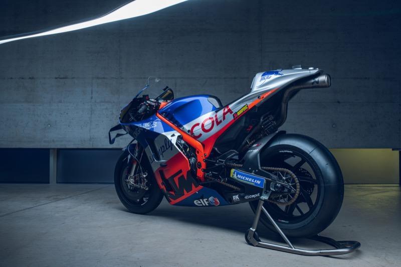 Tech 3 перекрасилась и переименовалась в Tech 3 KTM Factory Racing