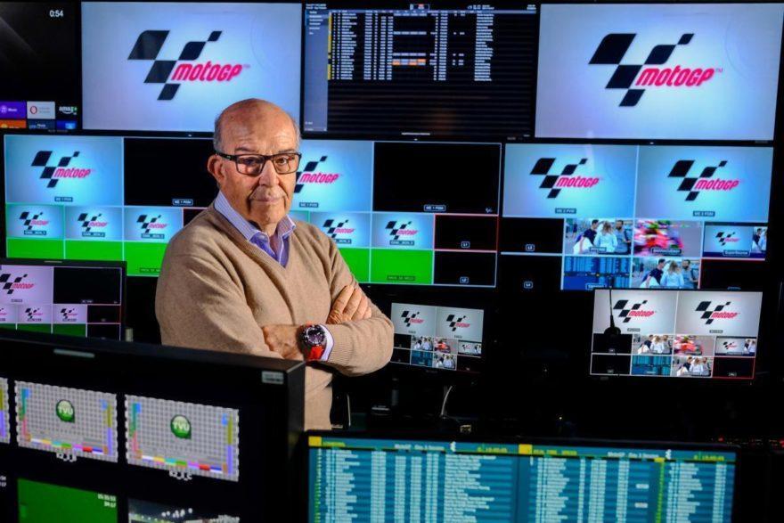 Эспелета: Коронавирус пока не угрожает MotoGP