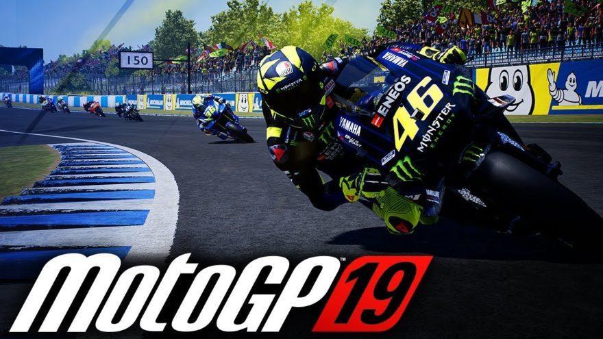 Валентино Росси, MotoGP 19