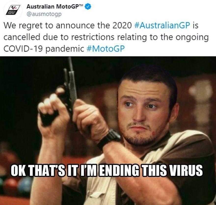 Миллер объявил войну вирусу