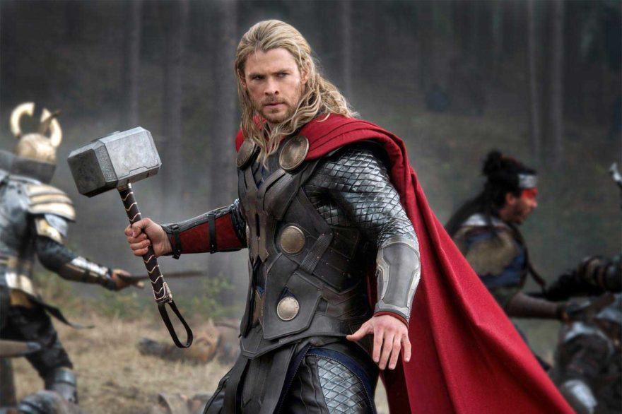 Тор – Бог грома