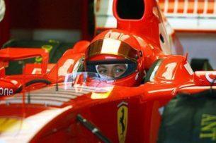 Росси, Ferrari, 2004