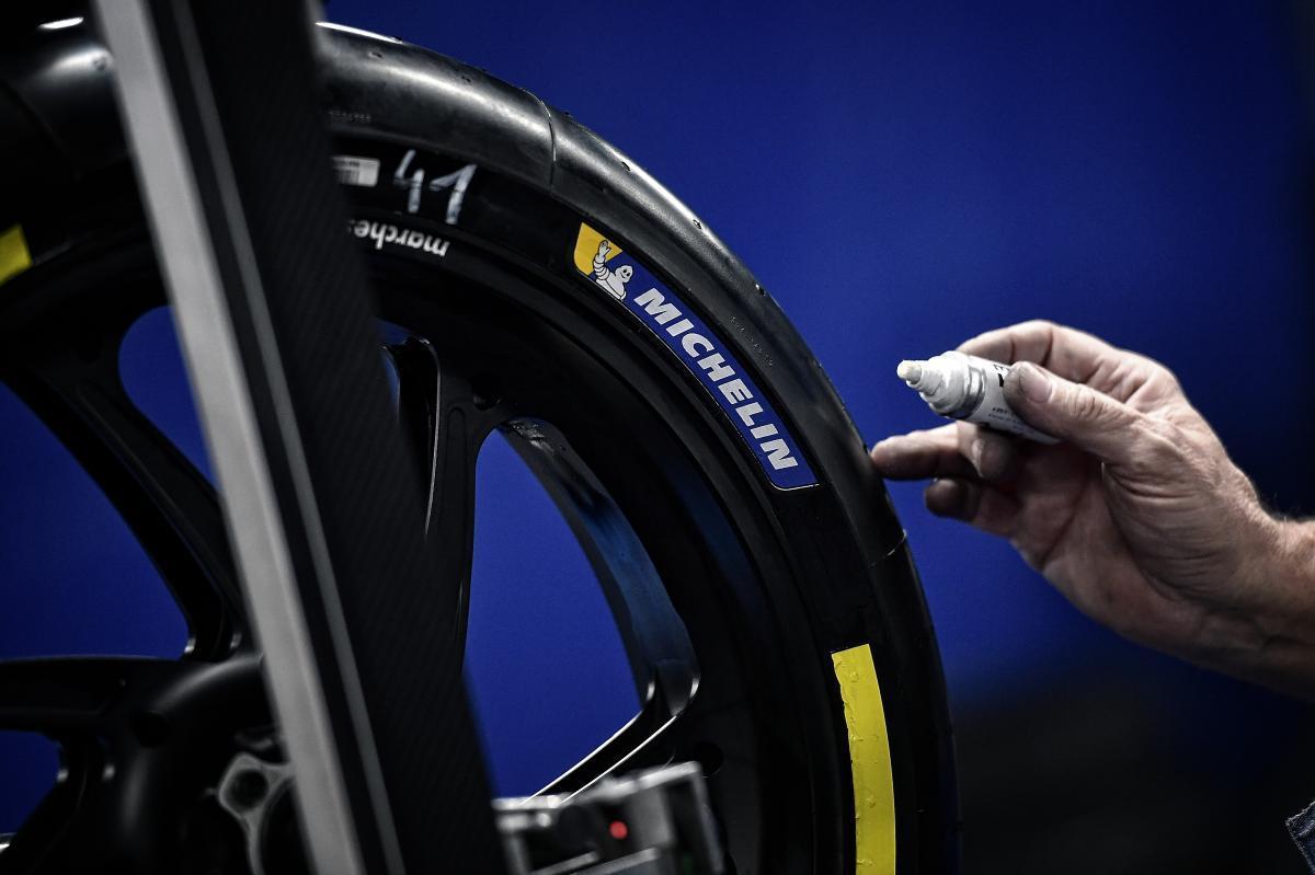 резина от бреда Michelin