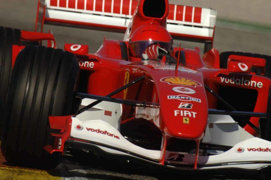 Росси, Ferrari, 2006