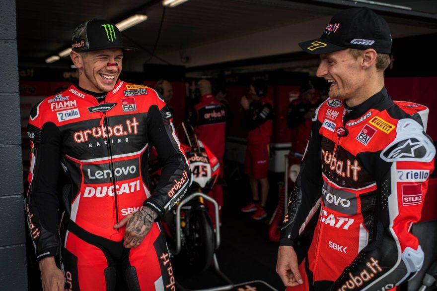 Чаз Дэвис подтвердил переговоры с Aprilia MotoGP