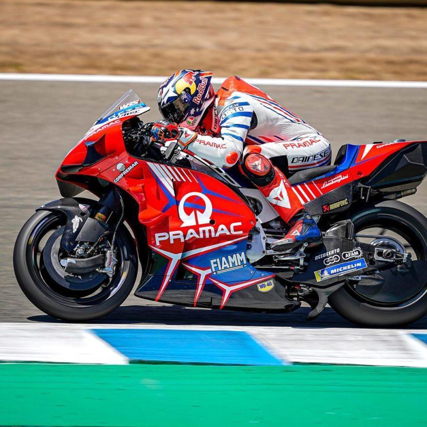 К 2022 году Ducati «революционизирует» шасси Desmosedici