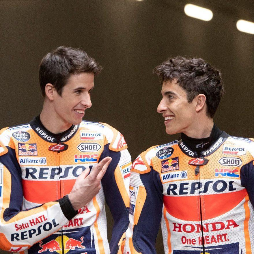 Алекс Маркес разрешал Марку выбирать шины на гонку, «лишь бы его успокоить»