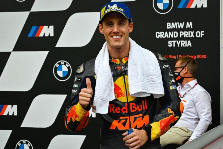П. Эспаргаро: Иду в Honda, чтобы понять, почему Марк такой особенный