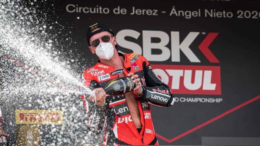 Скотт Реддинг – победитель этапа в Испании