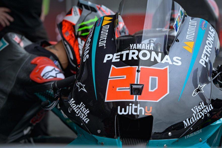 Разали: Petronas SRT сделала исключение для Росси только из-за коронавируса