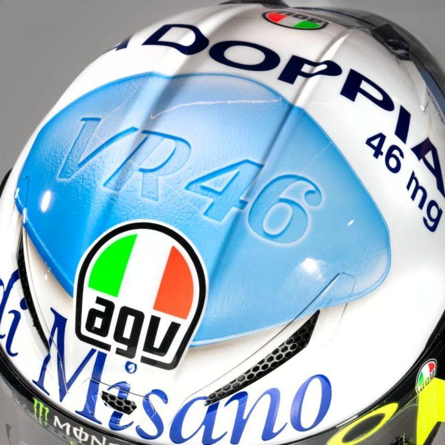 шлем Валентино Росси