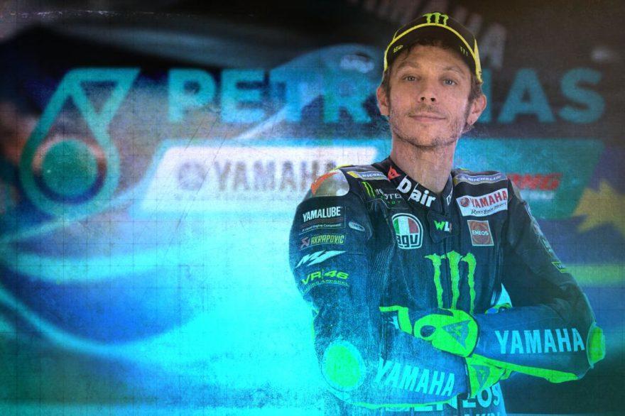 Валентино Росси – пилот Petronas Yamaha SRT