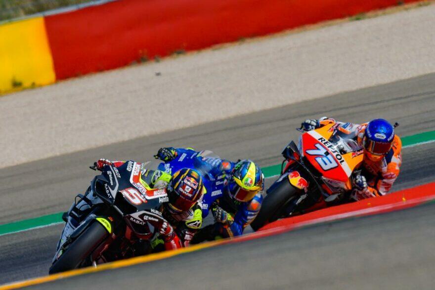 Зарко (5 место): Опыт в Yamaha, KTM и Honda помогает мне изучать Ducati