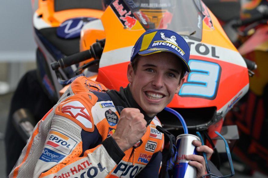 М. Маркес: В итоге я начал смотреть MotoGP только ради брата…