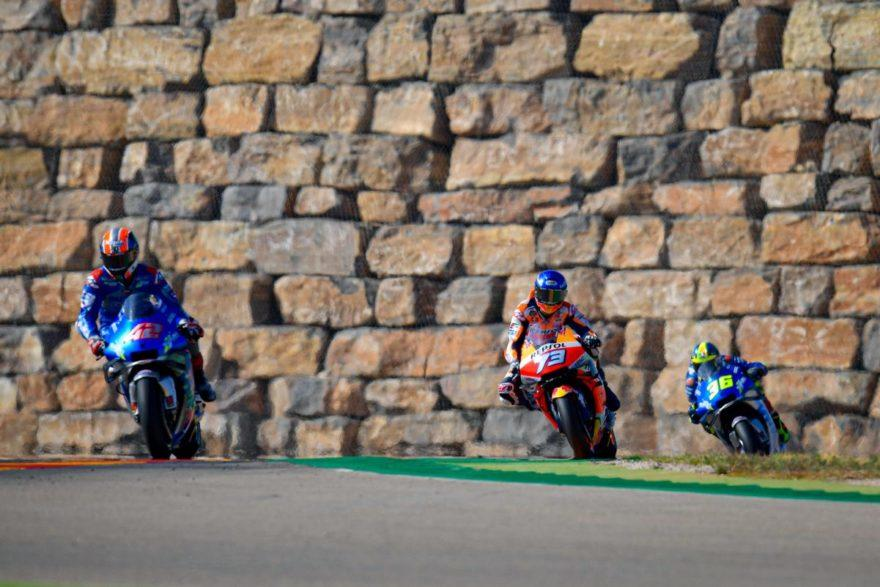 Шванц: Возможно, отсутствие Марка повысило уровень MotoGP