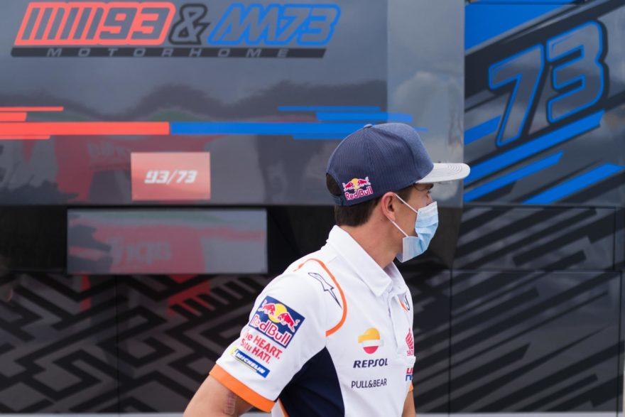 ГП Европы: Repsol Honda опять без Марка Маркеса