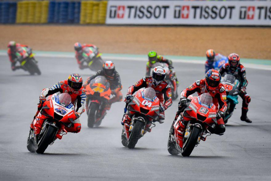 Даллинья назвал середину 2019 года точкой невозврата для Дови и Ducati