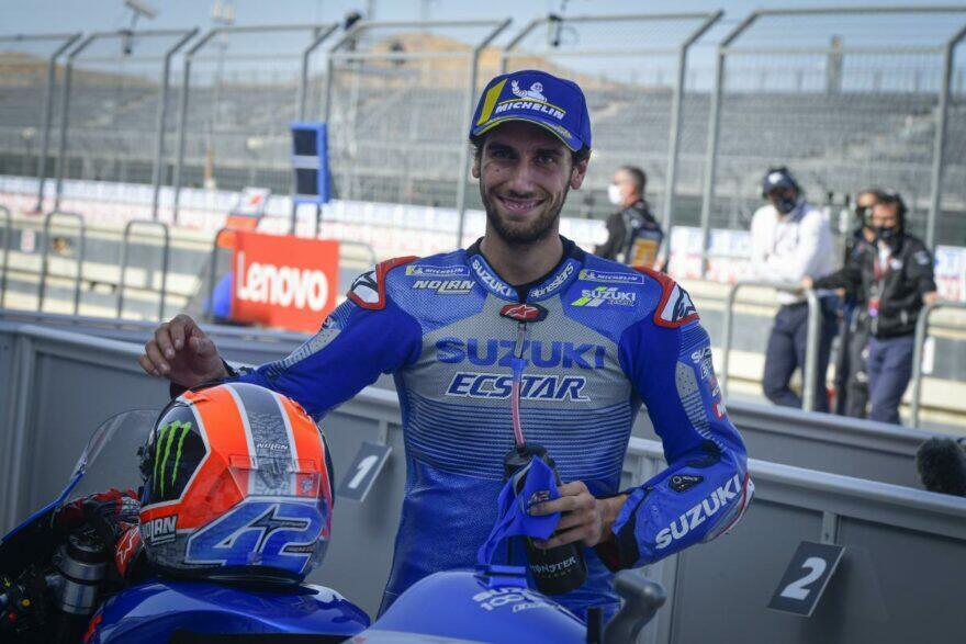 Ринс: Вспотеешь, пока будешь обгонять Ducati или Honda