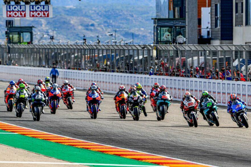 Статистика MotoGP: 16 разных победителей за 5 сезонов