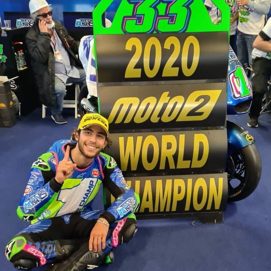Награды FIM MotoGP Awards нашли героев 2020 года