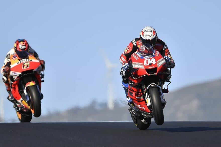 Довициозо (6 место): Я помню моменты, которые в Ducati кое-кем забыты