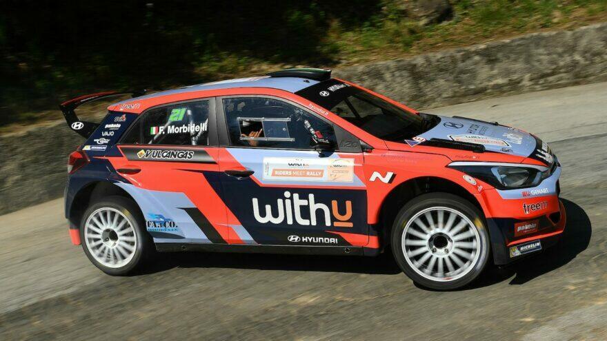 Морбиделли выйдет на старт финального этапа WRC 2020 в Монце