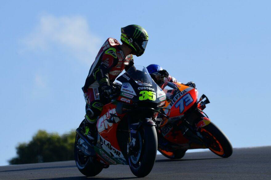 «И поэтому гонщики спутников не выигрывают MotoGP» — Крачлоу