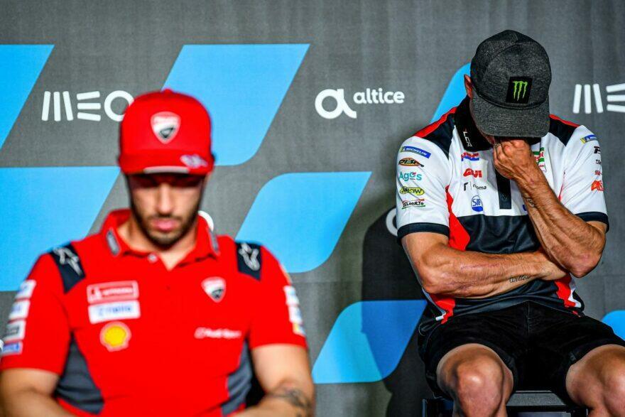 Крачлоу: Здорово, что моя последняя гонка MotoGP в Портимане