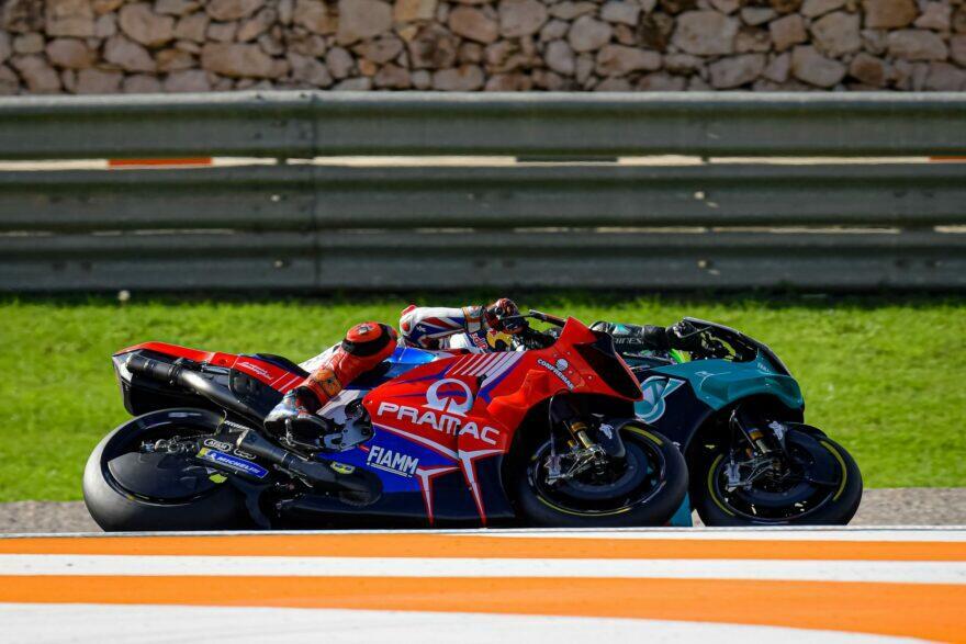 Миллер (6 место): Ducati надо приблизиться к Suzuki
