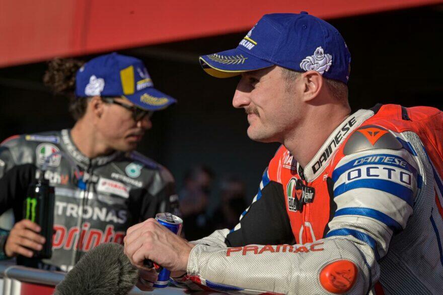 Миллер хочет на прощание подарить победу Pramac Ducati