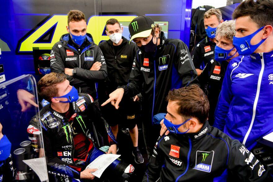 2021 год возродит в MotoGP выступления по шальным картам