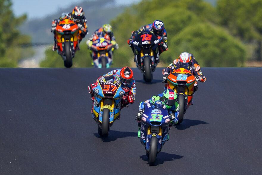 Чемпион Moto2 Бастианини: Лучшее событие в жизни!
