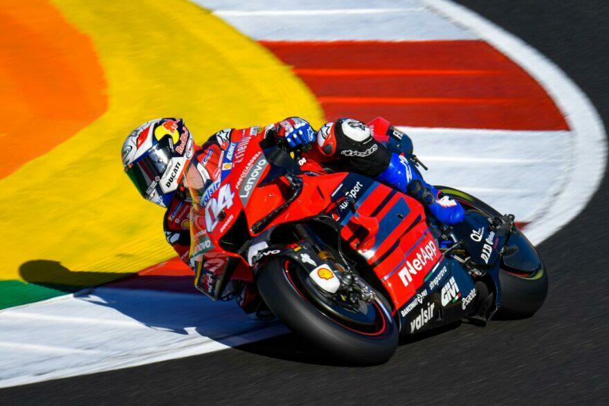 Довициозо «разозлён и разочарован» последней квалификацией с Ducati