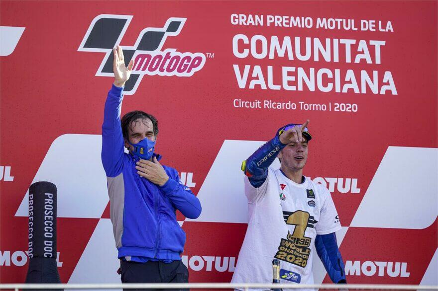 Официально: Бривио оставил Suzuki ради Alpine F1